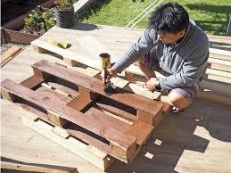 make pallet furniture. Diy Pallet Make Furniture D