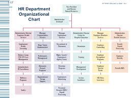 Hr Organizational Chart Sample Organizational Chart Of Hr Department In Toyota Company