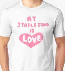 hibike euphonium my staple food is love uni t shirt