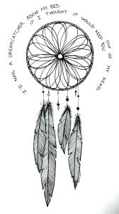 How To Make A Simple Dream Catcher Interesting Simple Dream Catcher Pin Drawn 100 Simple Dream Catcher 87