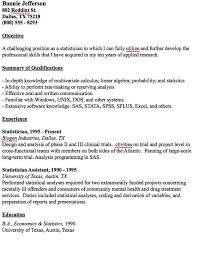 Example Statistician Resume - http://resumesdesign.com/example-statistician- resume/ | FREE RESUME SAMPLE | Pinterest | Free resume samples