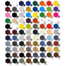 Railmatch Paints Colour Chart Tamiya X 1 10ml Gundam Europe