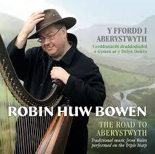 I Robin From Aberystwyth Bowen Y Records The Sain Music Wales To - Huw Road Ffordd