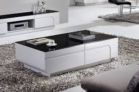 oblique 1 3m white gloss coffee table