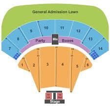 Cricket Amphitheatre Seating Chart Cricket Wireless Amphitheater Tickets And Cricket Wireless