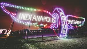 luminaries spectacular lighting display. Where To See Christmas Lights In Indianapolis 2017 Luminaries Spectacular Lighting Display