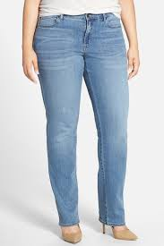 Cj By Cookie Johnson Jeans Size Chart Cj By Cookie Johnson Faith Stretch Straight Leg Jeans Gloria Plus Size Nordstrom Rack