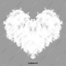 ハート型雲 ハート型 雲 白い画像とpsd素材ファイルの無料ダウンロード
