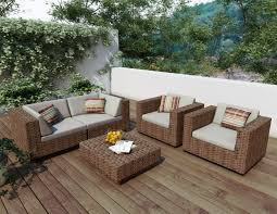 patio couch set amazing extraordinary outdoor patio wicker rattan furniture chat set also patio sofa