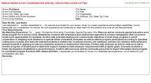 recreation coordinator cover letter recreation coordinator cover letters
