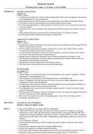 It Specialist Resume Examples IT Specialist Resume Samples Velvet Jobs 2