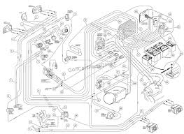 Club car ds parts diagram wiring carryall vi powerdrive electric