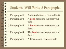 how to write a paragraph essay  essaydevelopment writing the english 100 essay 2 students will write 5 paragraphsparagraph