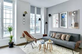 modern living rooms gray simple modern living room in grey grey mid century modern sofa modern floor lamps with black modern living room ideas grey and