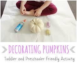 decorating pumpkins discovering pahood4
