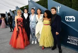 SAG Awards 2020: Millie Bobby Brown and 'Stranger Things ...