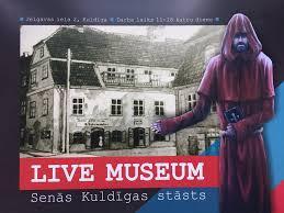 """Attēlu rezultāti vaicājumam """"dzīvais muzejs kuldīgā"""""""