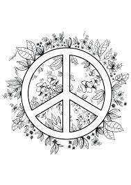 Templates For Signs Free Printable Peace Signs No War Peace Symbol Printable