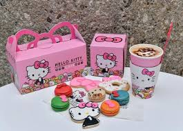 Free hello kitty coloring pages for you to color online, or print out and use crayons, markers, and paints. Hello Kitty Cafe Sweets W Hellokitty Coloring Pages Kitty Cafe Hello Kitty Items Hello Kitty Store