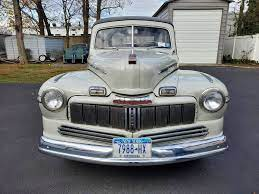 1946 Used Mercury Woodie Wagon at WeBe ...