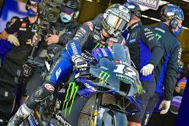 MotoGP Valencia: Motorstrafe - Vinales muss aus der Box starten