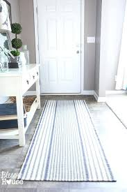striped runner rugs blue and white rug designs uk