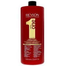 Check spelling or type a new query. Revlon Professional Uniq One Classic Conditioning Hair Scalp Shampoo 300ml Haircare