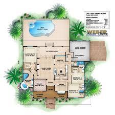 house plan at familyhomeplans florida floor plans