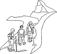 texas am coloring pages coloring pages mountain coloring page mountain hiking camp coloring page west mountain