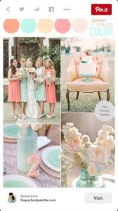 Papaya wedding color scheme? Ideas?