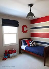 Boys Room Paint Superhero Room Clutter Classy And Bedrooms