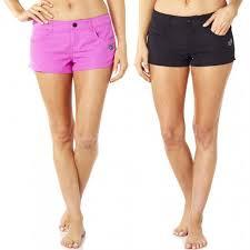 Fox Racing Vault Womens Swim Shorts