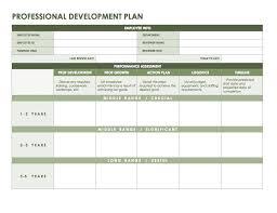 personal plan template employee development plan template excel rome fontanacountryinn com