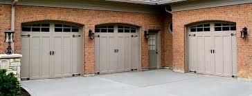 ideal garage doorCarriage House DoorsCustom Crafted Steel  Ideal Garage Doors
