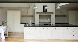 Gray Shaker Kitchen Cabinets Kitchen Design Gray Painted Wall White Stylish Modern Shaker