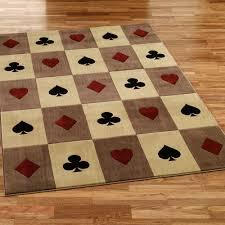 A wonderful Wonderlandish rug.