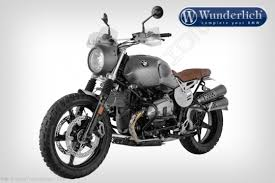 front wheel axle slider by wunderlich bmw r ninet scrambler