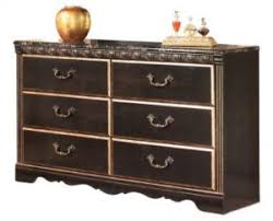 Coal Creek King Mansion Bedroom Suite by Ashley Signature -8 piece ...