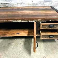 reclaimed oak coffee table coffee table reclaimed