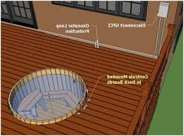 patio deck lighting ideas. Hot Tub Designs Patio Deck Lighting Ideas D