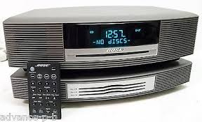 bose wave music system. bose wave music system with multi cd changer remote awrcc1 v