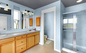 warm paint colors for bathrooms white soaking bathtubs shower color palette small rooms