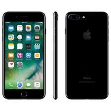 Apple iPhone 7 Plus 32GB Smartphone - Jet Black - Unlocked - Refurbished