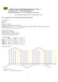ac motor winding diagram wiring diagrams best wave winding diagram example for electric motor 12 lead motor winding diagram ac motor winding diagram