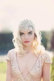 Diy Art Deco Headpiece Headpiece Great Gatsby Wedding Bridal