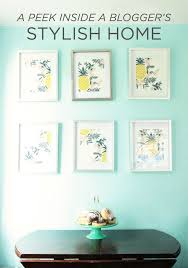 home office paint colors id 2968. peek inside this bloggeru0027s stylish home to find uptodate spring inspirationu2014like pastel paint colors floral gallery walls and eclectic decor office id 2968