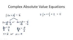 Absolute Value Equations ( Video ) | Algebra | CK-12 Foundation