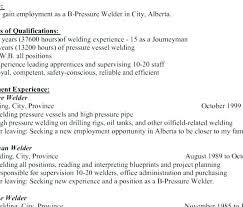 Welder Resume Examples Best Welders Resume Welder Resume Sample Resume Stunning Welding Resume