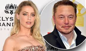Johnny Depp\u0027s ex-wife Amber Heard said to be besotted with Elon ...