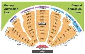 Midflorida Amphitheatre Seating Chart Buy Maroon 5 Tickets Seating Charts For Events Ticketsmarter